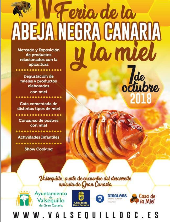 La Feria más dulce de Valsequillo de Gran Canaria